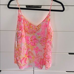 NWT Lilly Pulitzer Tank Top, Size L